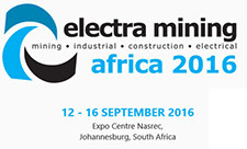 Electra Mining Africa 2016
