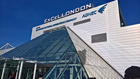 SHEQsys was at the Excel London UK Safety & Health Expo 2017
